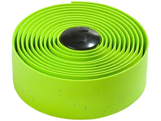 Cube stuurtape kurk, green